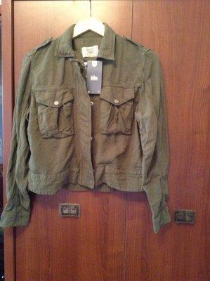 Новая куртка ветровка Bershka размер L