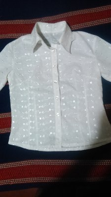 Рубашка, блузка белая