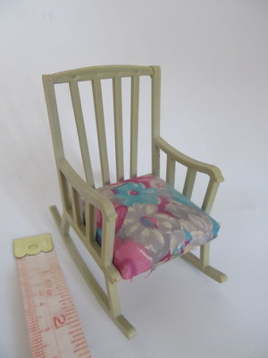 Кресло стул для куклы пупса винтаж мебель