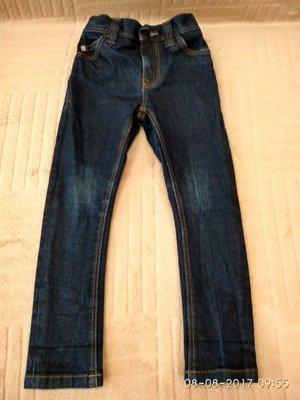 Продам фирменные как новые джинсы скини узкачи некст на мальчика 3-5 лет.