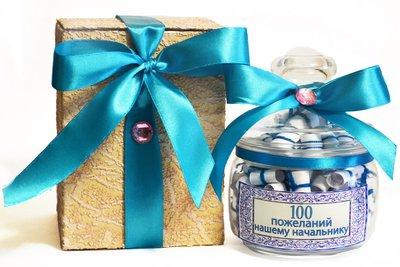 Подарок для начальника - пожелания