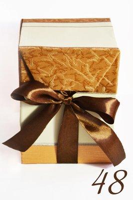 Стильная коробочка для подарков или ваших вещей