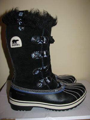 Сапожки чоботи брендові теплі -35 градусів шкіряні SOREL GORE TEX® Оригінал  р 36 стелька d9e95b9c9bba5