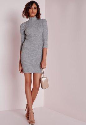 Платье вязаное, MISSGUIDED, S