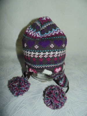 3-6лет.Тёплая шапка Мatalan.мега выбор обуви и одежды