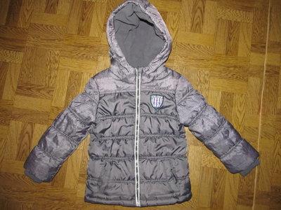Куртка на девочку р-110 Lupilu