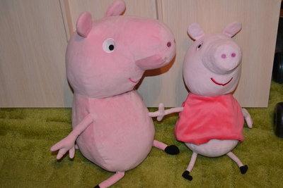 Свинка Пеппа ,Мама и Дочка Пеппа