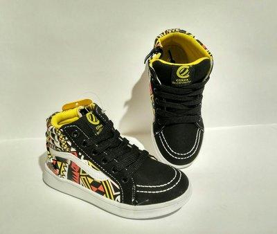 Ботинки кроссовки Clibee хайтопы