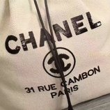 Сумка chanel. Рюкзак chanel
