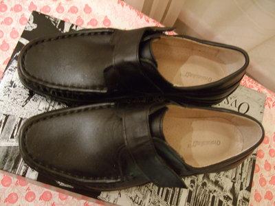Кожаные туфли для мальчика, 32,36,39р
