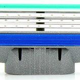 Gillette Mach3 Turbo 2 картриджа в упаковке