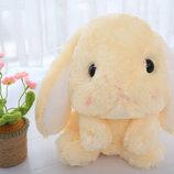 Сказочный большой плюшевый рюкзак кролик В наличии