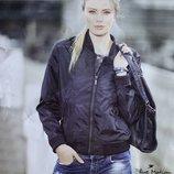 В наличии Женская Куртка-Бомбер с системой BIONIC-FINISH Blue Motion.Германия.р.евоS,М,L-XL
