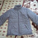 Курточка зимняя пуховик на подростка