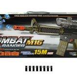Автомат стреляет водными геливыми пулями F11B игрушечное оружие