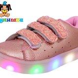 Кроссовки для девочки Шалунишка