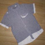 Тенниска рубашка на рост 104-110 см