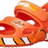 Босоножки crocs Crocband II Finding Dory Sandal раз. С11 - 13
