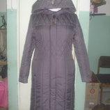 Распродажа Пальто зимнее большие размеры