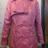 Осенняя легкая куртка ветровка/ курточка парка кофта кардиган демисезонная