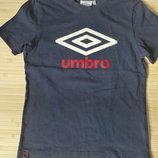 Футболка Umbro синяя