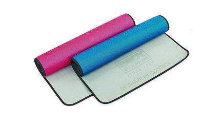 Коврик для фитнеса и йоги 4531 TPE NY, 2 цвета толщина 5мм, размер 1,73x0,61м
