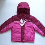 98-128р Куртка зимняя термо Rodeo C&A термокуртка