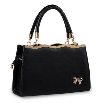 Женская деловая сумка из экокожи, 3 цвета .AL6436