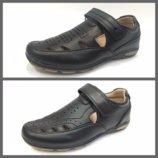 Туфли Том. М черный туфли для мальчиков школа р. 33-38