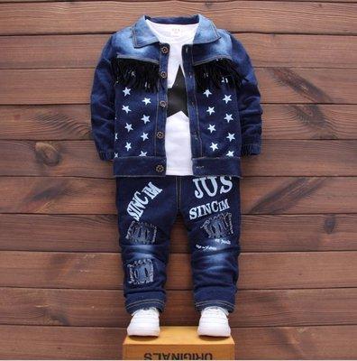 Джинсовый костюм для мальчика  450 грн - комплекты одежды в Киеве ... 78e9d2f5e05e6