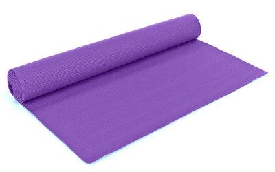 Коврик для фитнеса и йоги PVC 2773 толщина 3мм, размер 1,73x0,61м