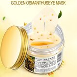 Патчи под глаза османтус Bioaqua Golden Osmanthus Mask