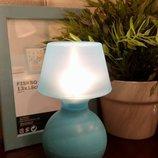 Лампа-Неваляшка голубая Криссаре, Kryssare 102.683.573 Икеа Ikea В наличии