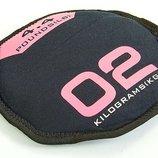 Мягкий диск гантеля Sand Bells 5718-2 вес 2кг, диаметр 22,5см