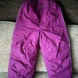 Супер теплые штаны на зиму 98 р North Field