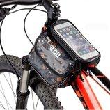 Велосумка с сенсорным экраном