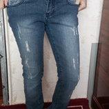 джинсы женские светлые летние