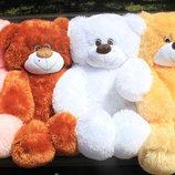 Плюшевый медведь 5 цветов 75 см. Мягкая игрушка.