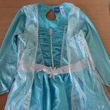 Платье карнавал девочке 11-12 лет 146-152 см TU ТиЮ Disney оригинал бренд