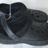 Крокси, сабо, шльопанці гумові livergy німеччина розмір 40 41 42, кроксы
