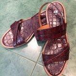 Женские босоножки, сандали H&M, размер 40