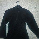 Куртка кимоно черная