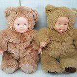 Куклы пупсы игрушки мишки зайки Энн Геддес Anne Geddes оригинал.