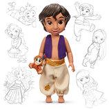 Disney Animators Куклы Аниматоры Кристоф, Аладдин