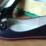 Туфли школьные р.29, стелька 19см.