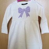 Детское платье деми р.81-86см