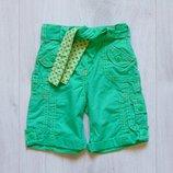 Яркие штаники для маленькой модницы. George. Размер 6-9 месяцев. Состояние идеальное