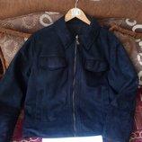 Курточка 2-х сторонняя Идеальное состояние 50 52 р