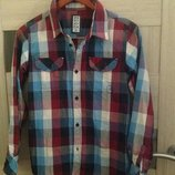 Бредовая рубашка на рост 147-152 см
