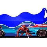 Кровать-Машинка Spiderman , серия Драйв
